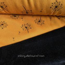 Sweat-minkee dandelions moutarde