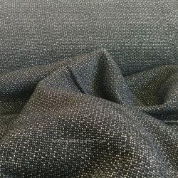 Maille lurex noir/argent