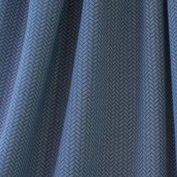 Matelassé bio optik bleu lavande