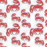 Jersey bio crabes rouge