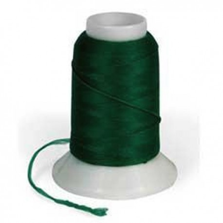 Fil mousse Wooly Nylon Extra vert