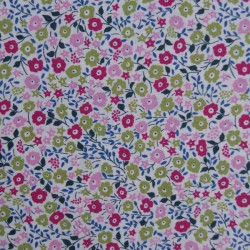 Liberty Fairford rose/vert