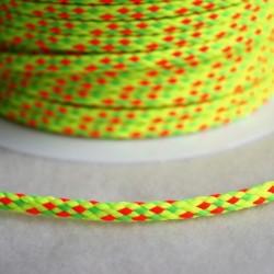 Cordon multicolore fluo