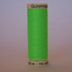 Fil vert fluo