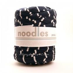 Noodles rayé blanc/bleu