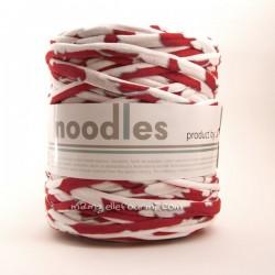 Noodles blanc/rouge