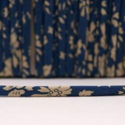 Cordon Liberty Capel bleu encre