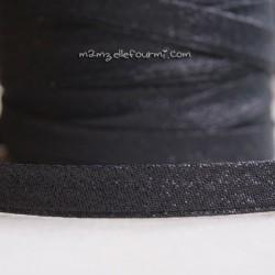 Biais scintillant noir