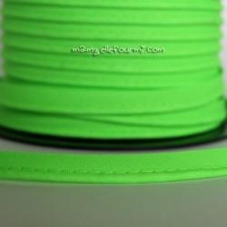 Passepoil fluo vert light