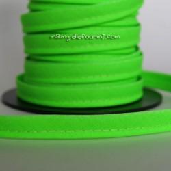 Passepoil fluo vert flashy