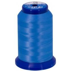 Fil mousse bleu azur 91