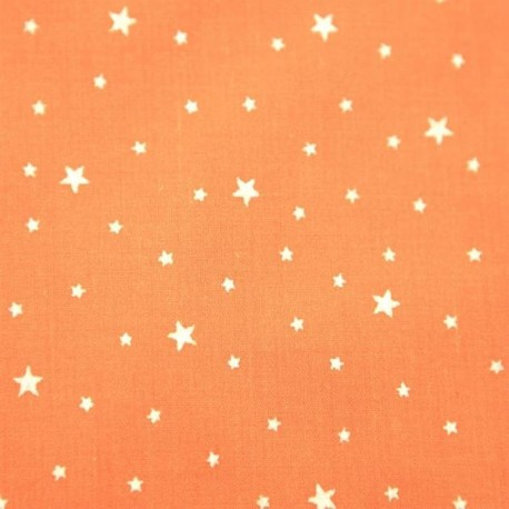 Imprimé Première Étoile melon