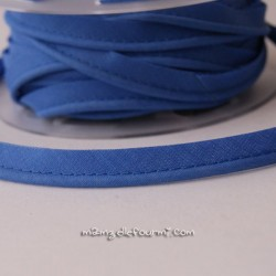Passepoil uni bleu gitane