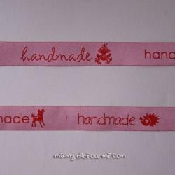 Ruban handmade rose