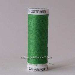 Fil Gütermann 200m vert basilic