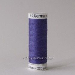 Fil Gütermann 200m blueberry