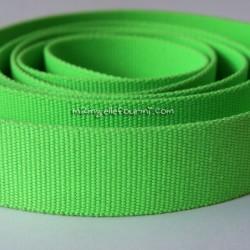 Sangle vert fluo