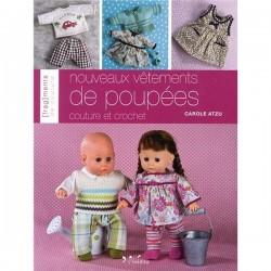 Nouveaux vêtements de poupées
