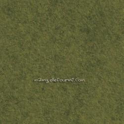 Feutrine vert mousse