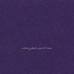 Feutrine violette