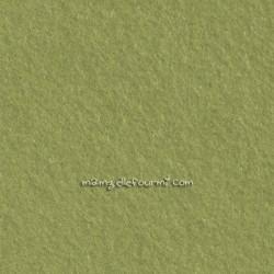 Feutrine vert tendre