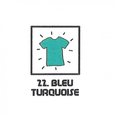 Teinture textile bleu turquoise mamzelle fourmi - Teinture textile bio ...