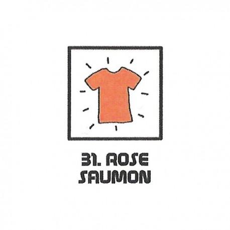 Teinture textile rose saumon mamzelle fourmi - Teinture textile bio ...