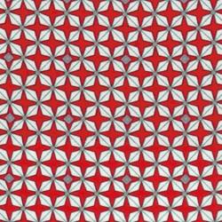 Coton hélium rouge