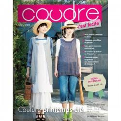 Hors série n°8 Coudre c'est facile - Couture printemps-été