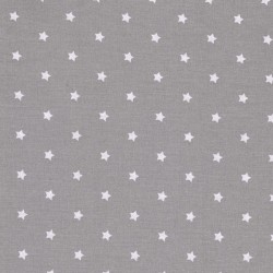 Enduit étoiles gris clair
