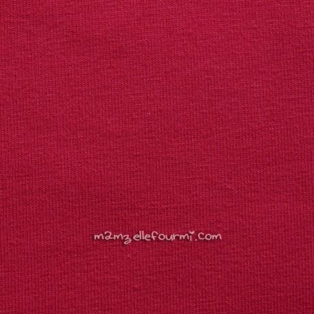 Jersey bio stretch rouge
