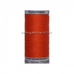 Fil extra-fort Gütermann orange
