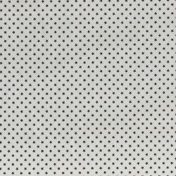 Imprimé Première Étoile mini star encre noire meringue