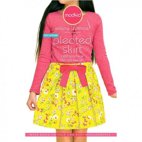 Patron Modkid Pleated skirt