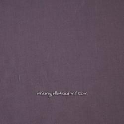 Batiste unie frou-Frou violet sage