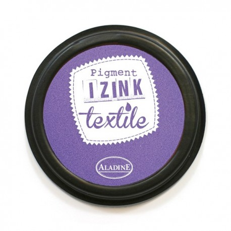 Encreur textile IZINC grenache