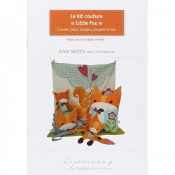"Le kit couture ""Little fox"""