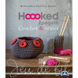 Hooked Zpaghetti - Crochet et tricot
