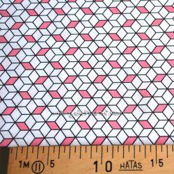 Coton cubes fraise