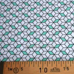 Coton cubes menthe