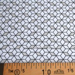 Coton cubes noir