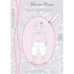 Pantalon Emma 3-5 ans