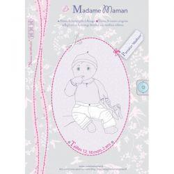 Pantalon Madison 12 mois-2 ans