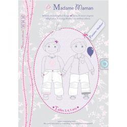 Pantalon Madison 3-5 ans