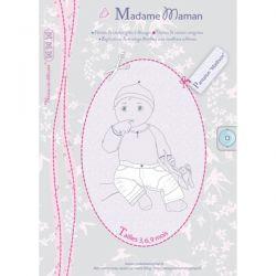 Pantalon Madison 3-9 mois