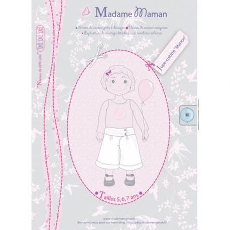 Short Manon 5-7 ans