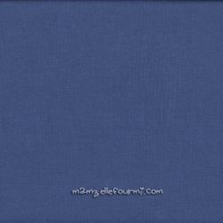 Jersey stretch bleu denim