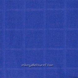 Lange bleu roy