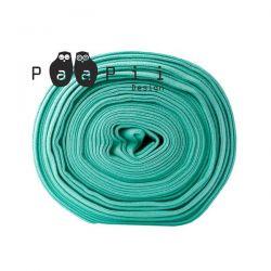 Bord-côte bio turquoise