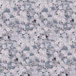 Liberty Mitsi gris perle/orage